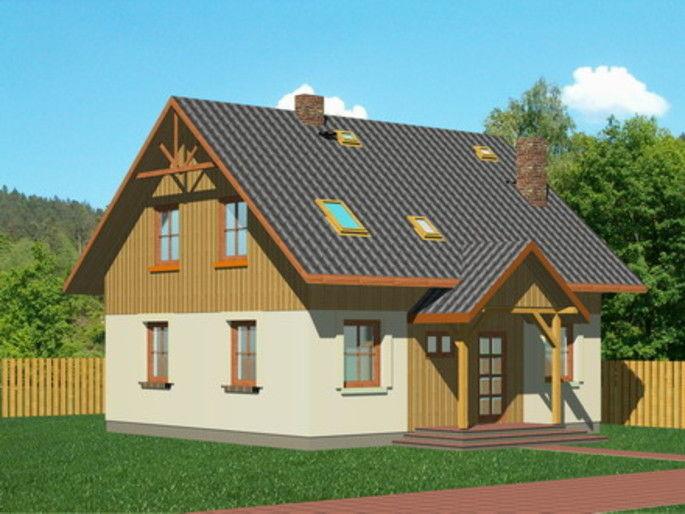 Domek Zimowy (023 WL)