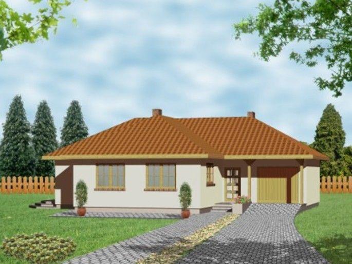 Domek Sosnowy (008 DE RM)